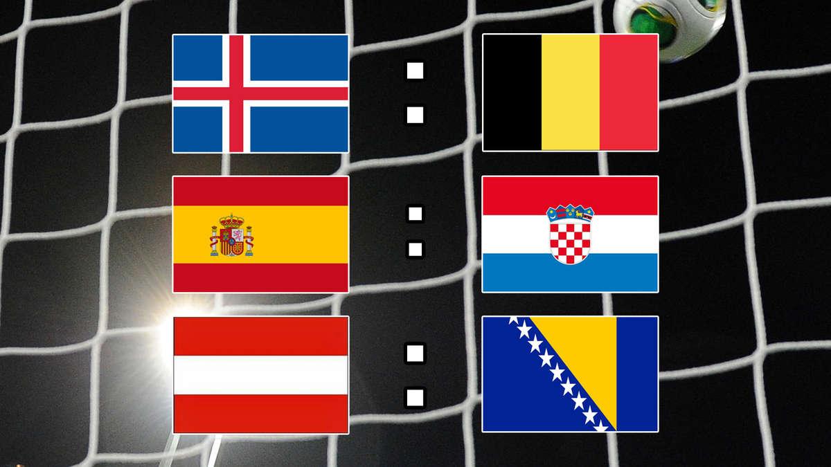 kroatien spanien live ticker