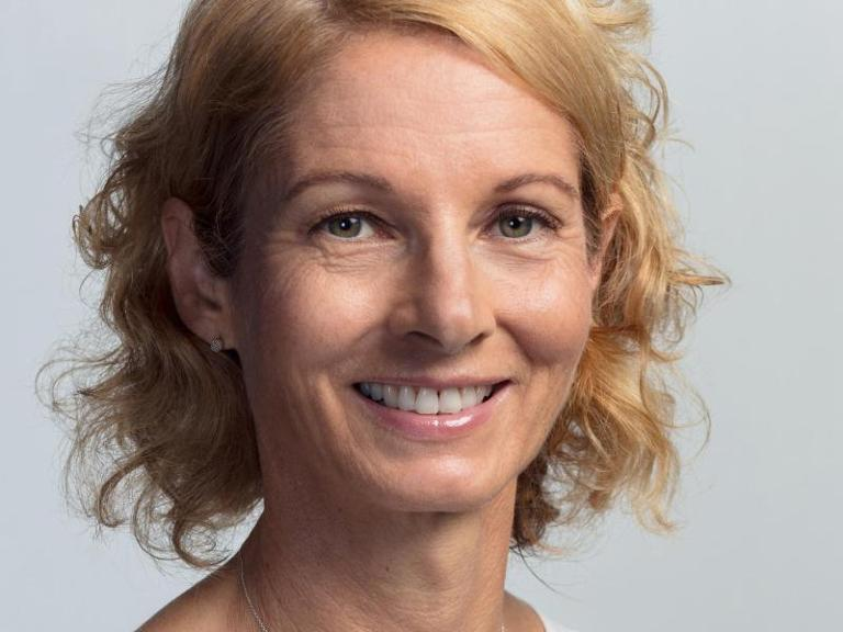 Veronika Pfeffer ist National Group Fitness Manager-Produkt & Innovation bei Fitness First. Foto: Fitness First/dpa-tmn