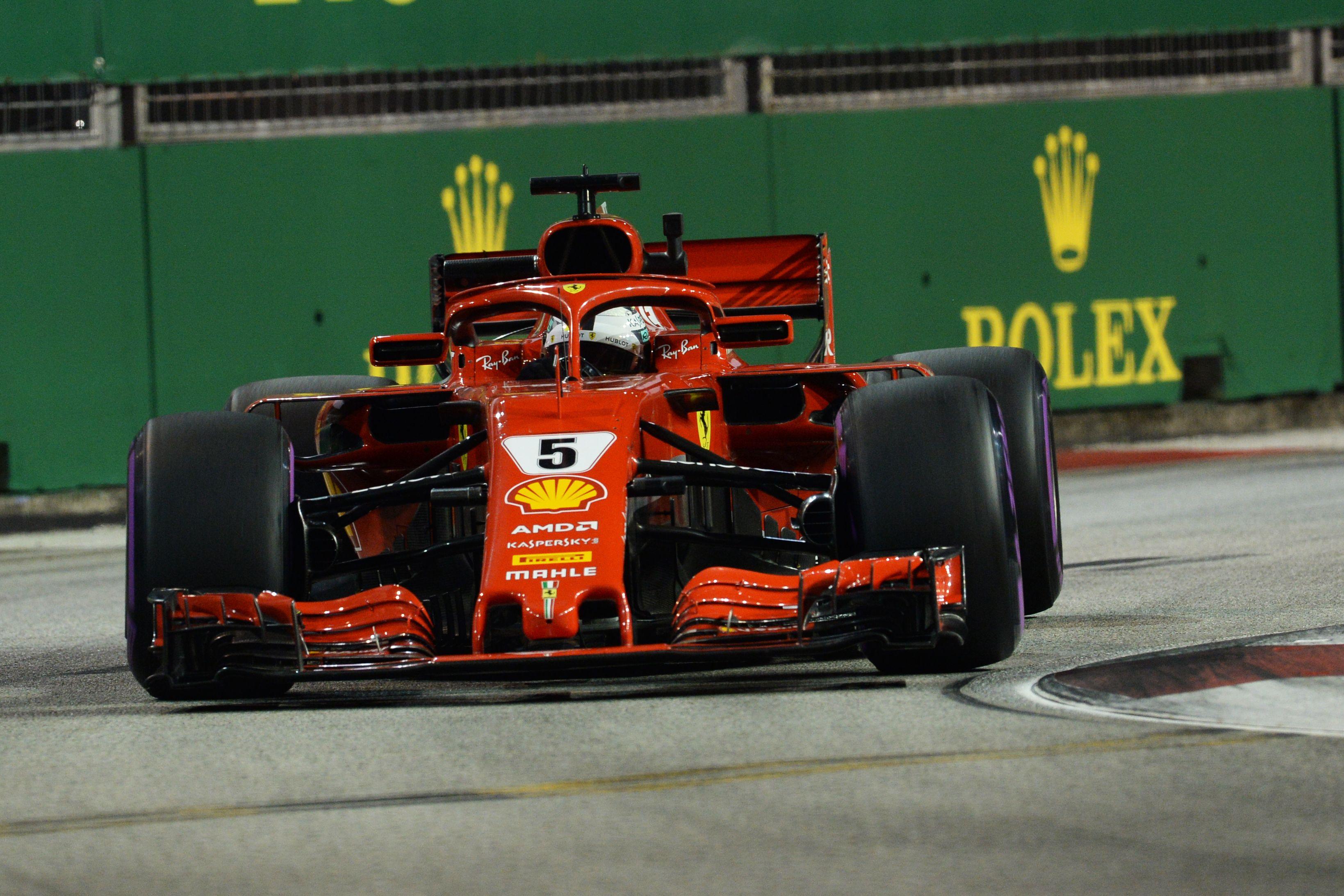 Braucht am Sonntag beim Großen Preis von Singapur unbedingt einen Sieg: Sebastian Vettel.