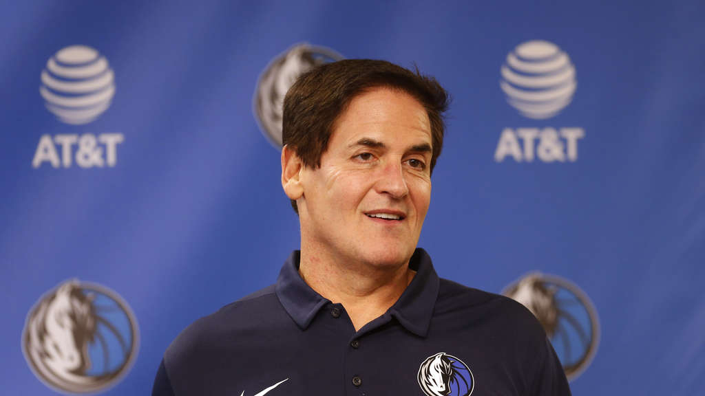 Klubchef Mark Cuban