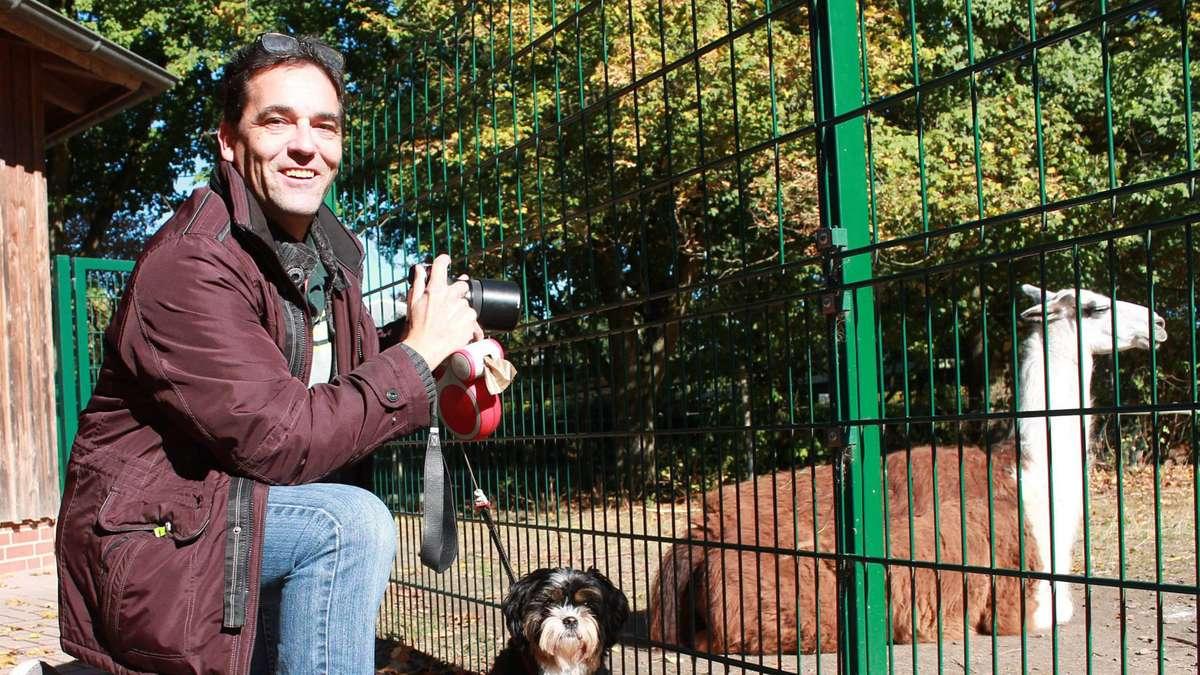 Wouter Groet: Der Reporter des Tierparks Petermoor