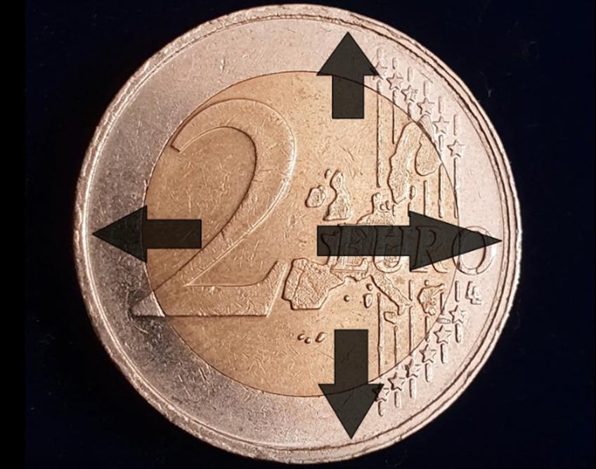 Hat Ihre 2 Euro Münze Diese Seltenen Merkmale Dann Kassieren Sie