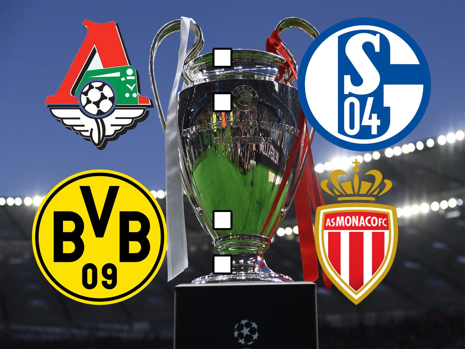 Schalke und Dortmund kämpfen in der Champions League um Punkte.