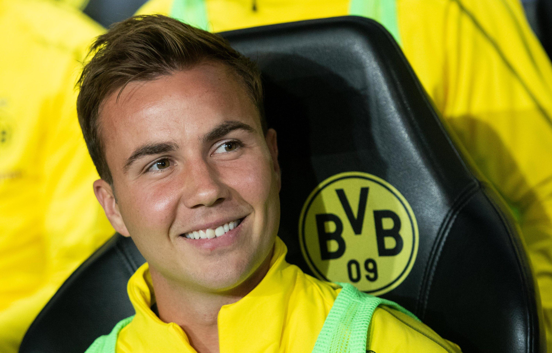 Zurück im BVB-Kader: Mario Götze.
