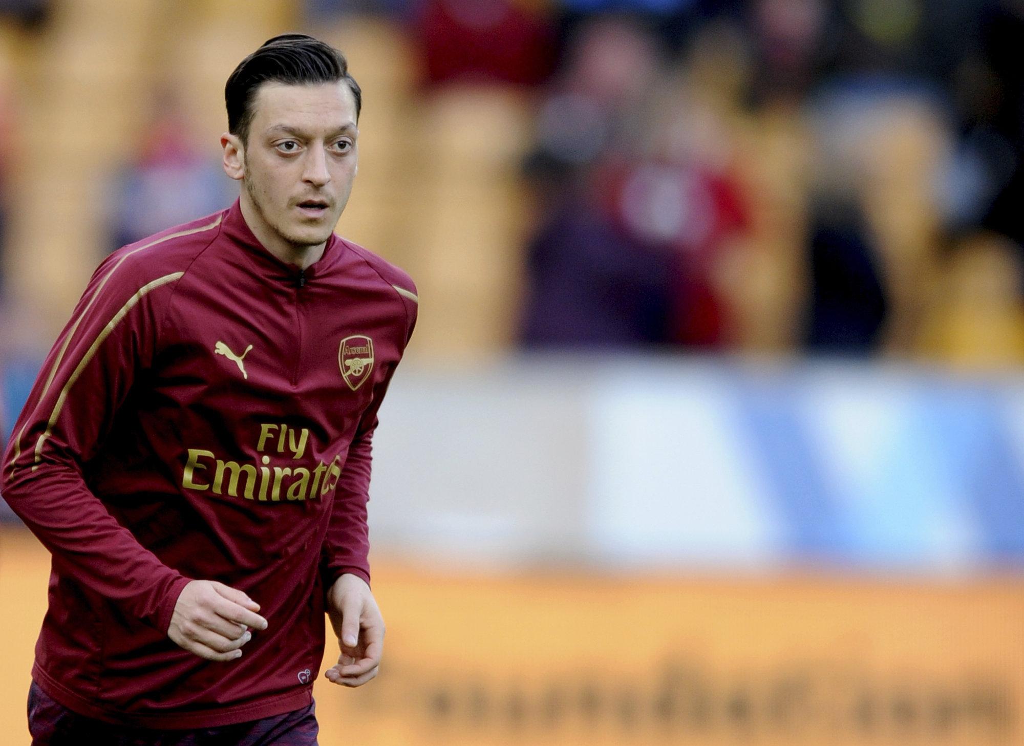 Mesut Özil hat sich zu seiner Zukunft geäußert.