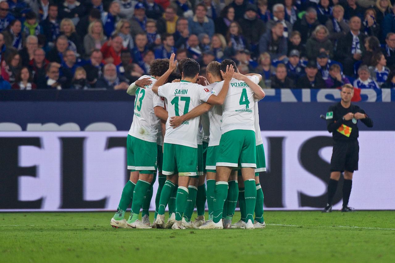Schalke Gegen Werder