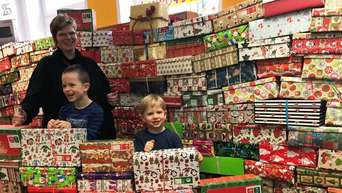 Schuhkarton Weihnachten.Weihnachten Im Schuhkarton In Walsrode Startet Erneut