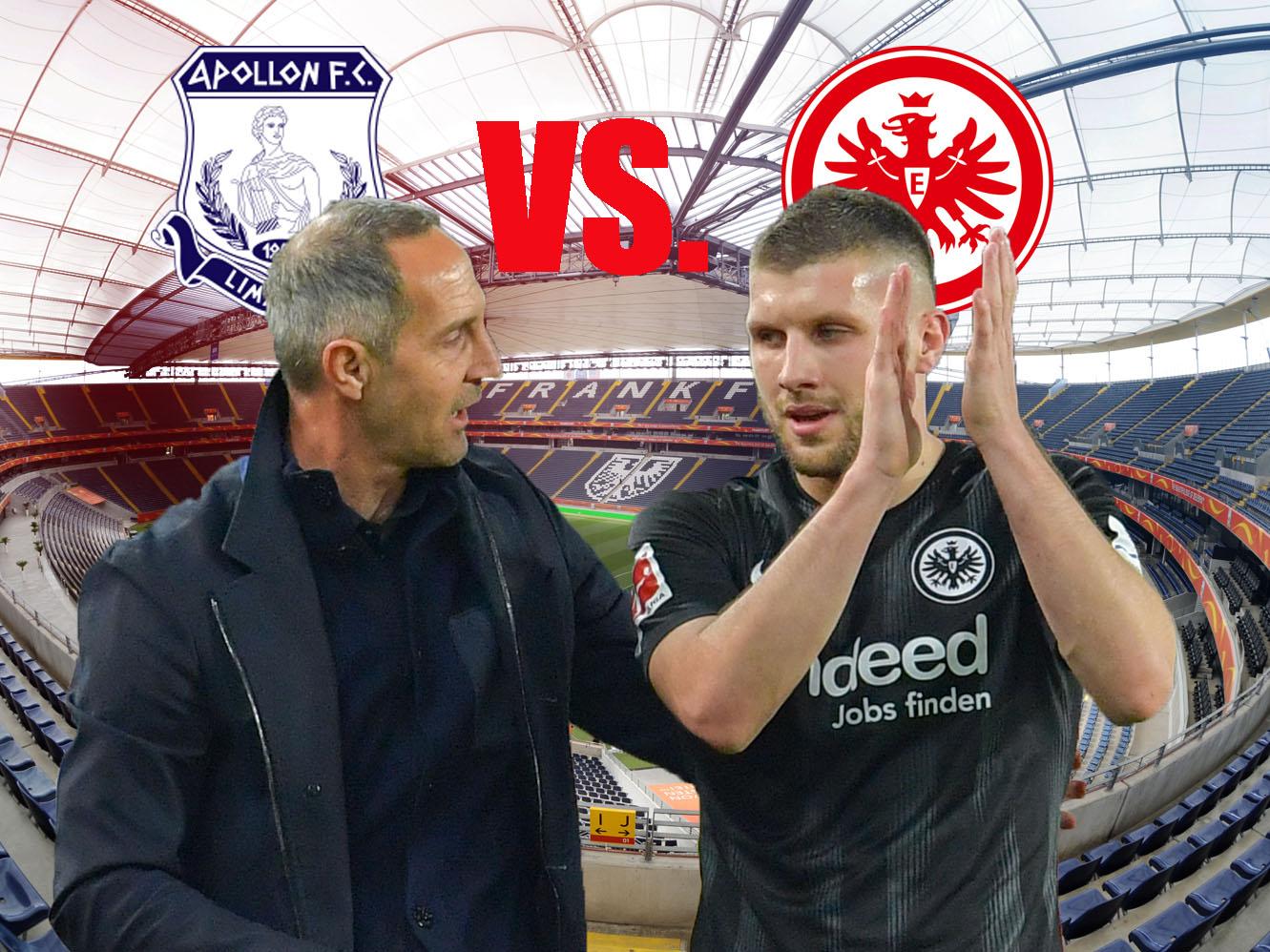 Europa League Apollon Limassol Eintracht Frankfurt Heute
