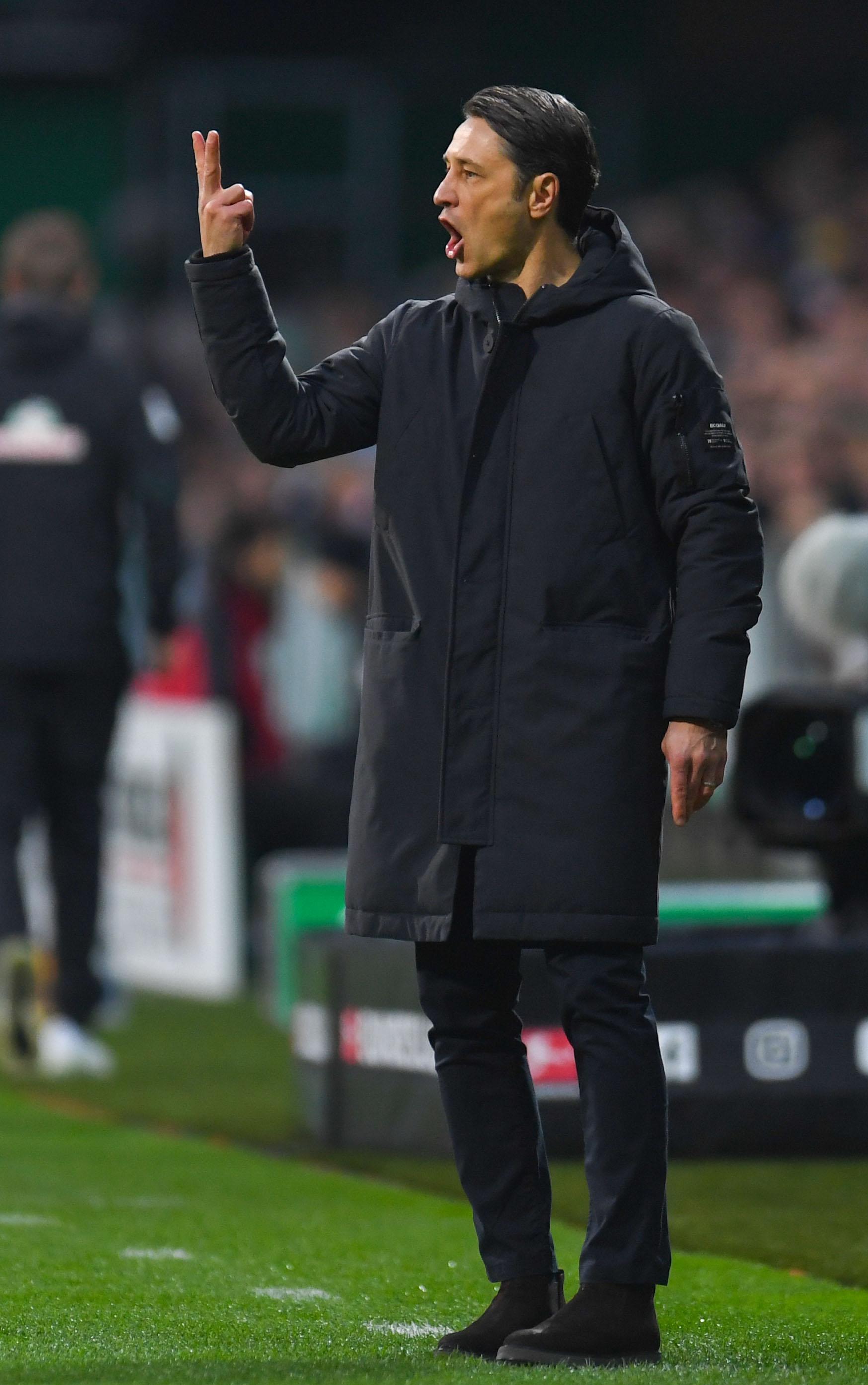 Niko Kovac, Trainer des FC Bayern München, platzte der Kragen.