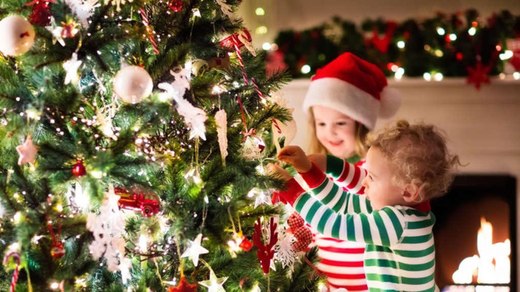 Schöner Wohnen Weihnachtsdeko.Weihnachtsdeko So Wird Die Vorfreude Noch Schöner Wohnen