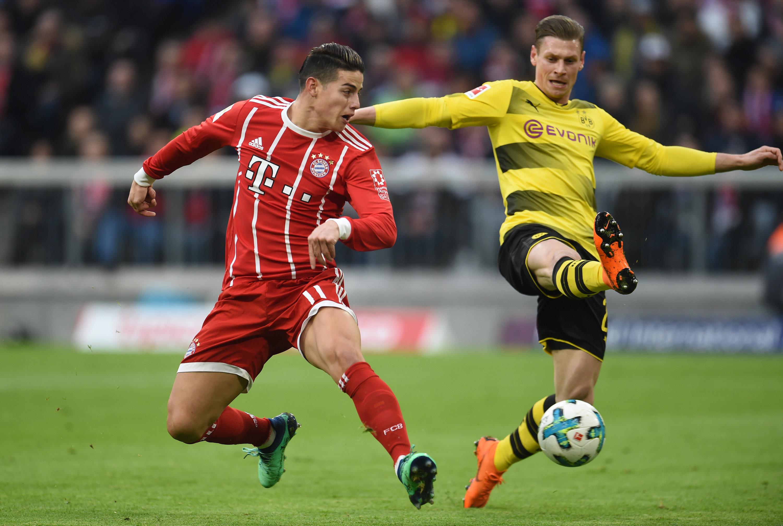 Bayern Gegen Bvb Erinnern Sie Sich Noch Diese Spiele Blieben In