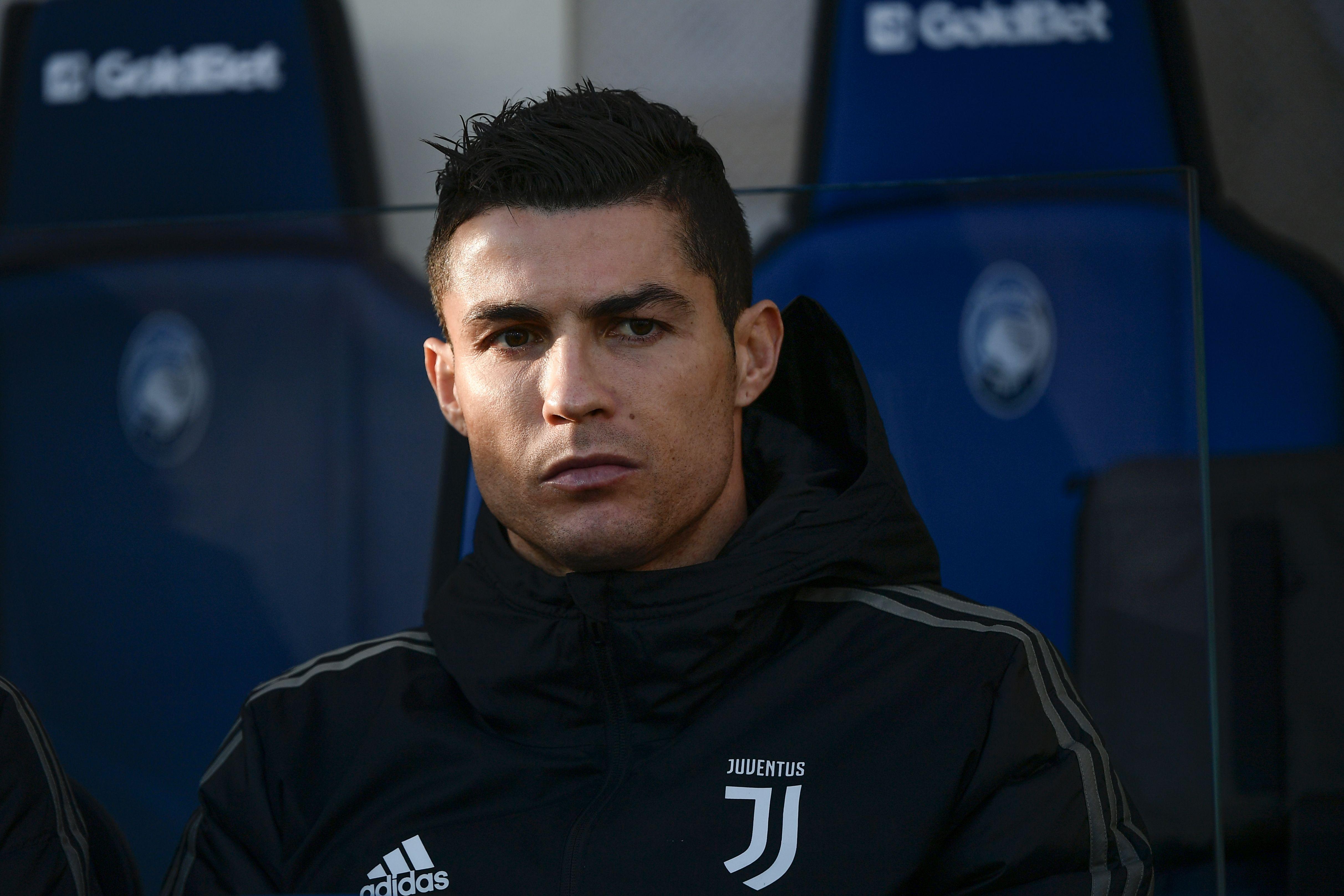 Dna Probe Angefordert Cristiano Ronaldo Nach Heftigen Vorwrfen
