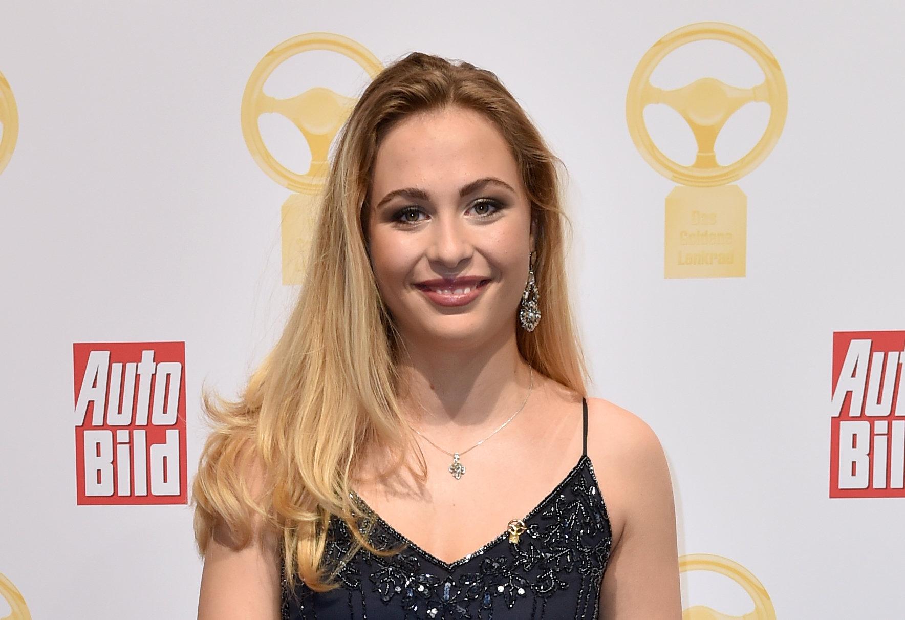 Sophia Flörsch war bei der Formel 3 in Macau in einen Horror-Unfall verwickelt.