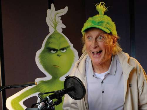 "Otto als ""The Grinch"" in Walsrode"