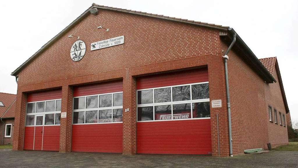Feuerwehrhaus In Colnrade Grundstuck Soll Moglichst Voll