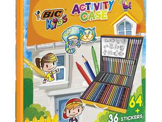 BIC Kids 961558 Activity Case