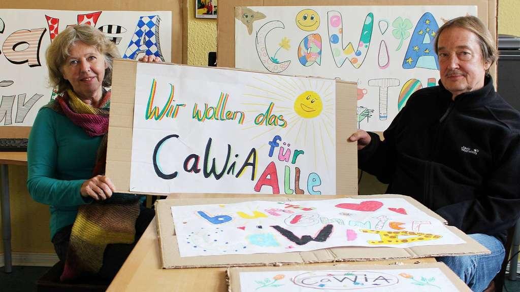 Aufatmen Nach Der Hängepartie Cawia Achim Besteht Weiter Achim