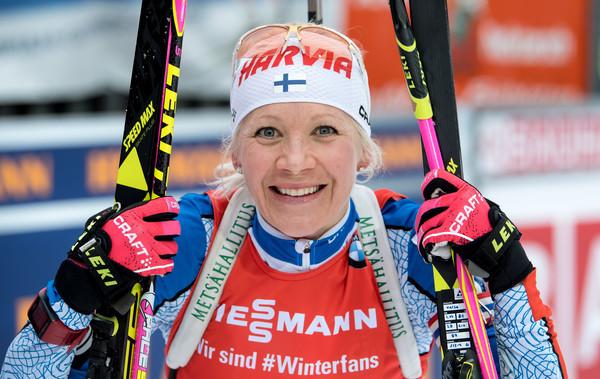 Biathlon-Weltcup: Mäkäräinen siegt - Preuß und Weidel wieder gut