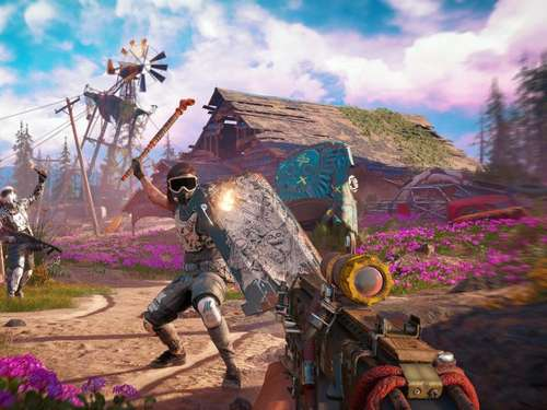 "Neues ""Far Cry New Dawn"" spielt in der Post-Apokalypse"