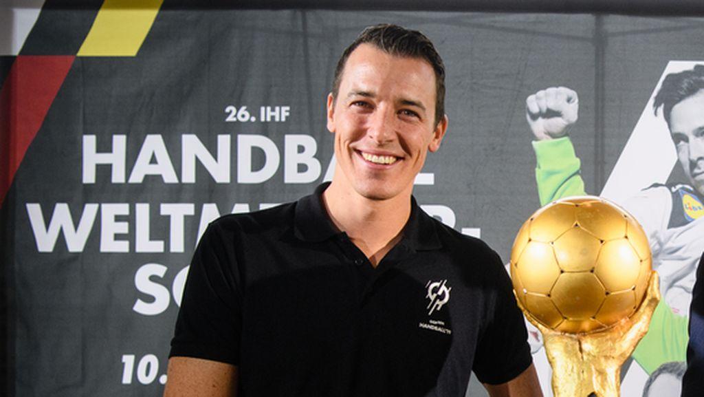 Nicht nur WM-Botschafter für die Stadt München: Dominik Klein ist auch für die ARD als Handball-Experter im Einsatz.