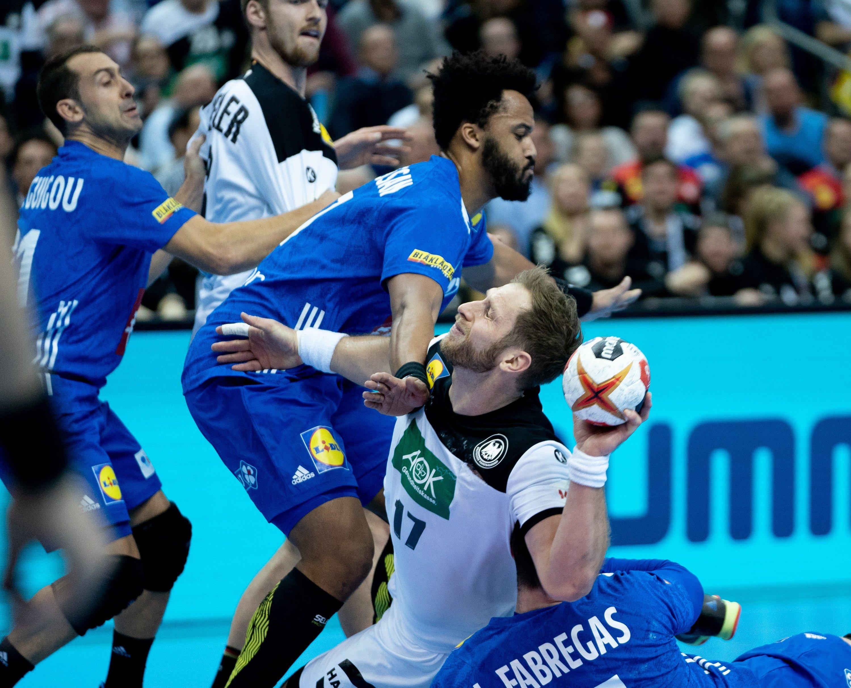 Handball Krimi Im Ticker In Letzter Sekunde Verspielt Deutschland