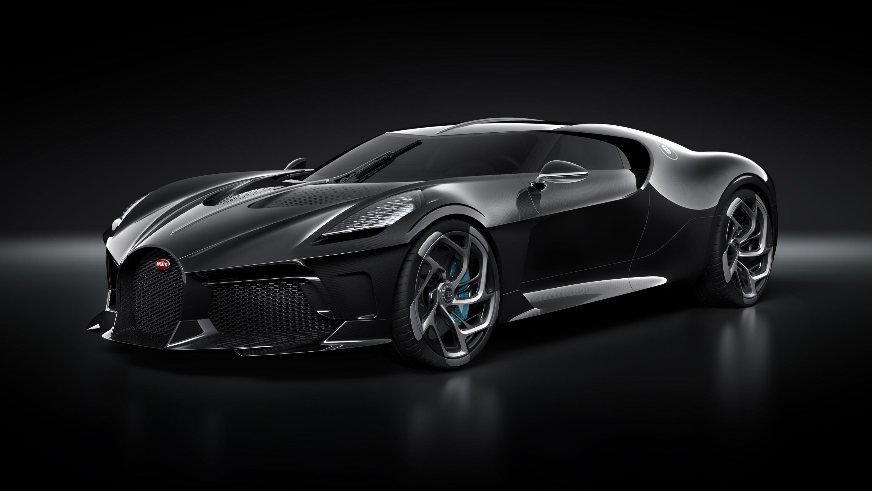 Nur einmal wurde der Bugatti