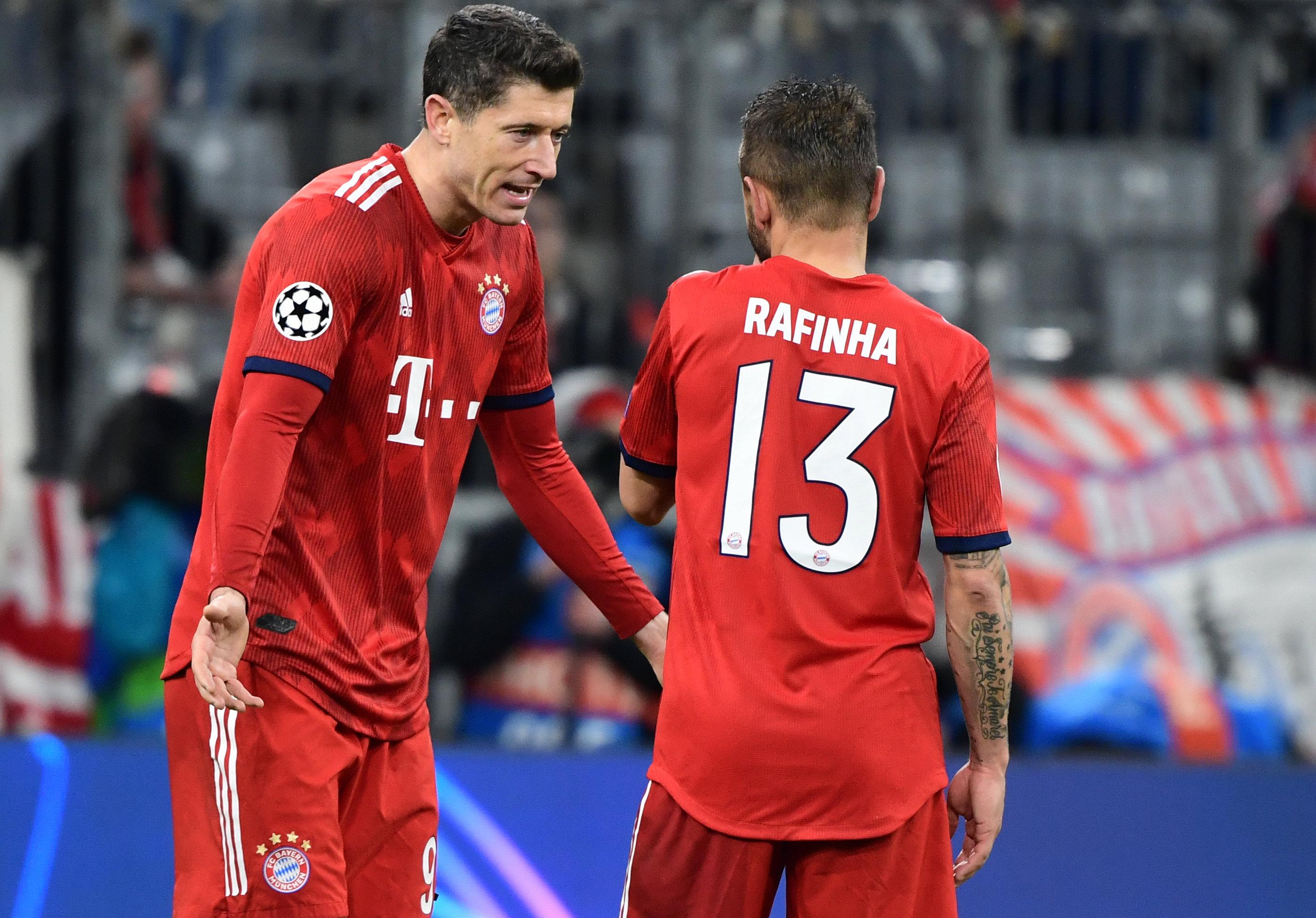 Der FC Bayern ist gegen den FC Liverpool ausgeschieden.