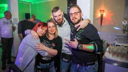 Wildeshauser Rocknacht in der Gildestube