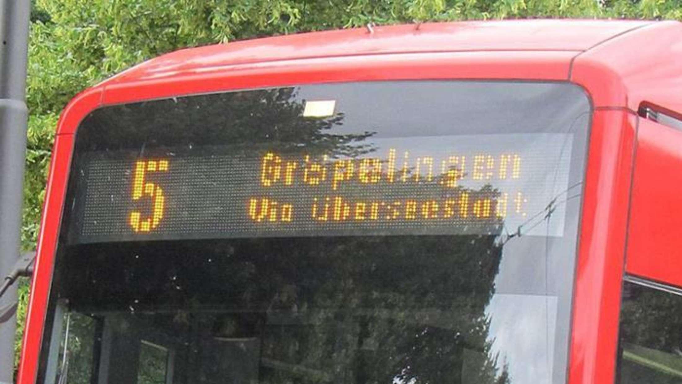 Neuer BSAG-Fahrplan bringt Bremen mit Linie 5 eine neue