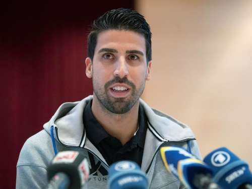 Khedira mit erstem vollen Training nach Herz-Operation
