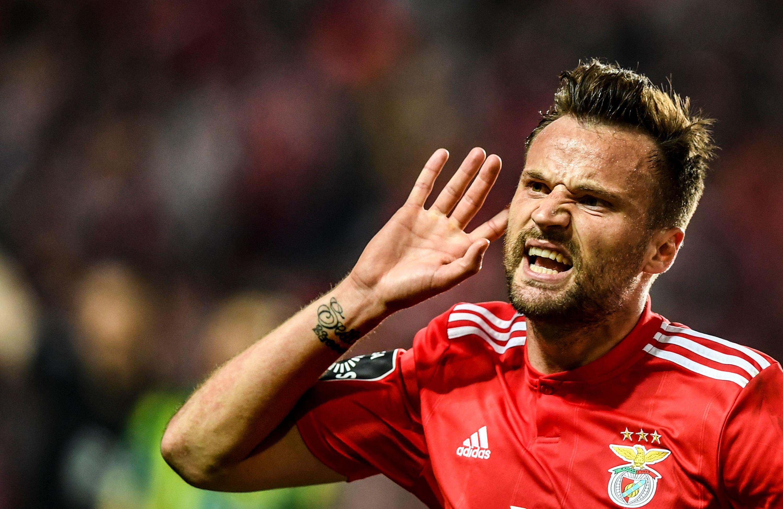 Von Der Eintracht Zu Benfica Haris Seferovic Hat Sein Gluck In Lissabon Gefunden