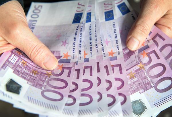 Wegen eines Zahlenfehlers konnten sich über 300 Kunden der Faber-Lotterie über jeweils 1.500 Euro freuen. (Symbolbild)