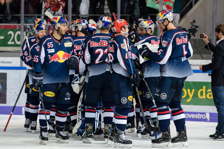 EHC Red Bull München steht nach langem Kampf im Finale - Traumfinale gegen Mannheim perfekt