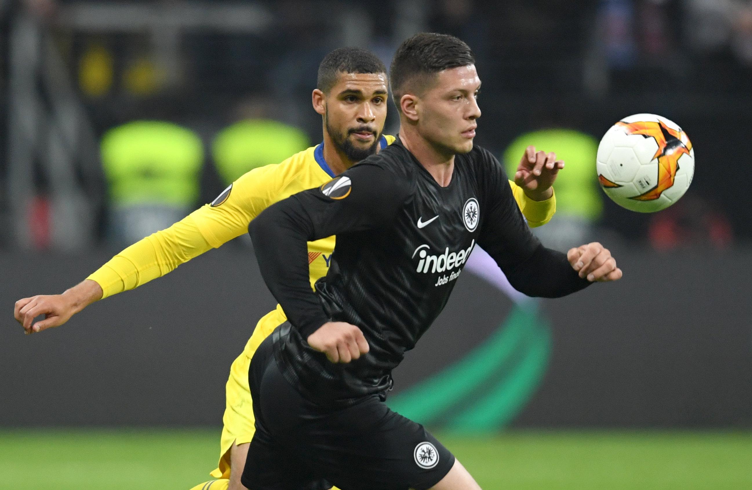 Frankfurt wahrt mit dem Remis gegen Chelsea die Chance auf den Finaleinzug.