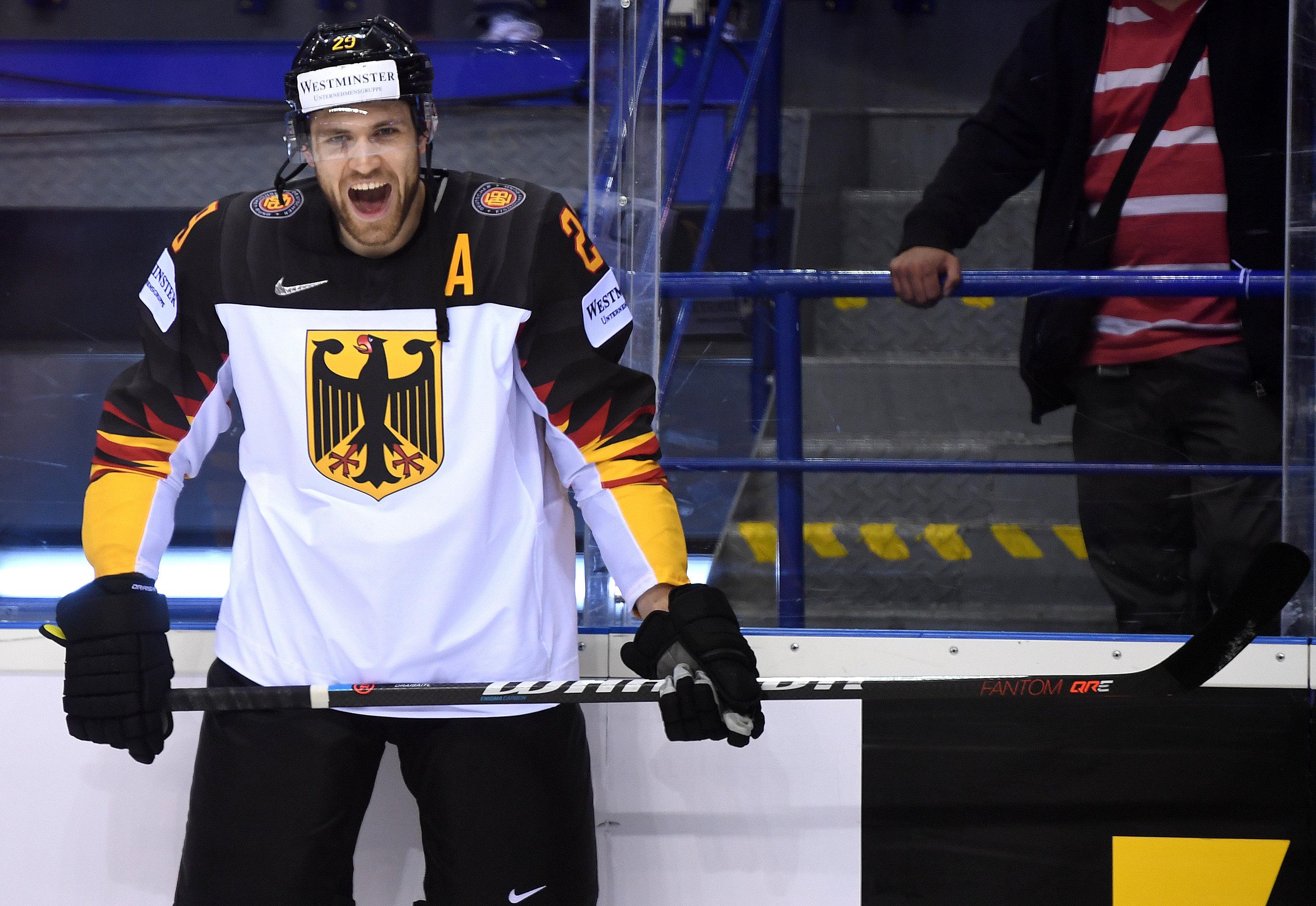 Eishockey WM: Wann spielt Deutschland mit NHL-Star Leon Draisaitl? Der WM-Spielplan mit allen Ergebnissen und Terminen.
