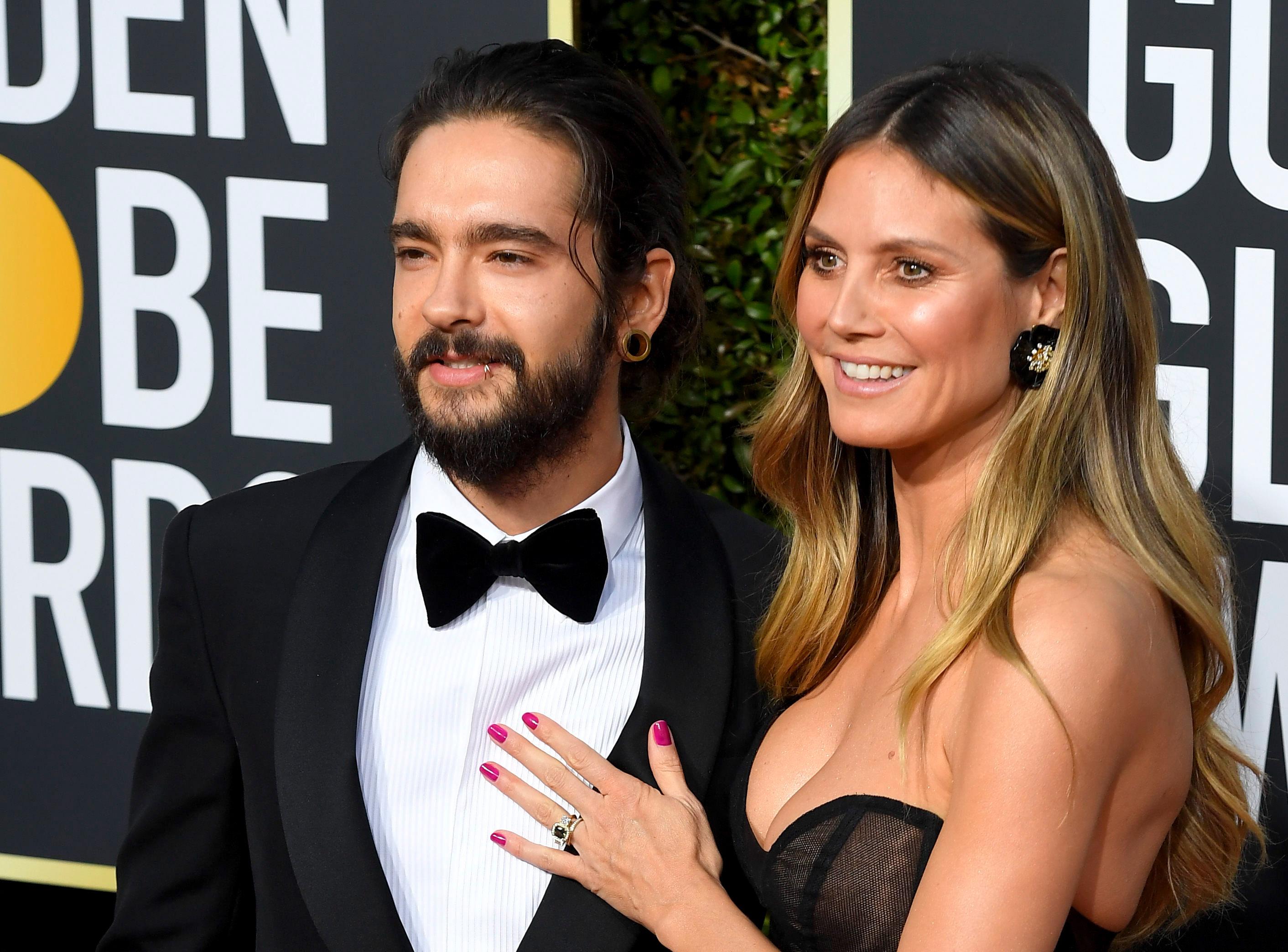 Heidi Klum Und Tom Kaulitz Heiraten So Konnte Die Hochzeit