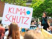 """Fridays for Future"" - Demo mit Expertenvortrag in Weyhe"