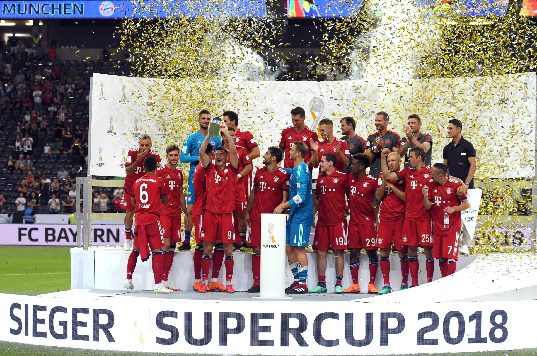Supercup Bayern Dortmund
