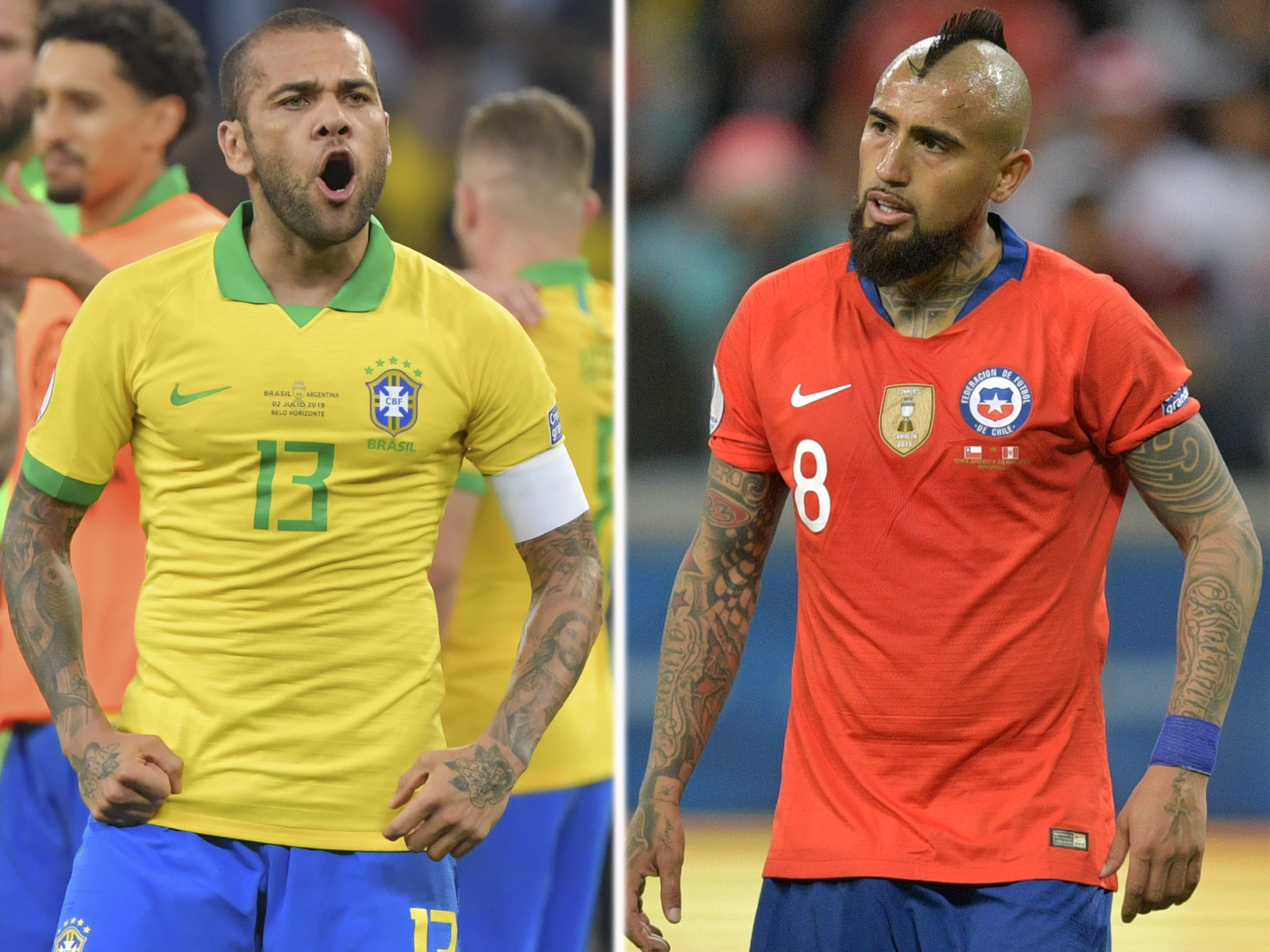 ImFinale der Copa América 2019 trifft Brasilien auf Peru.