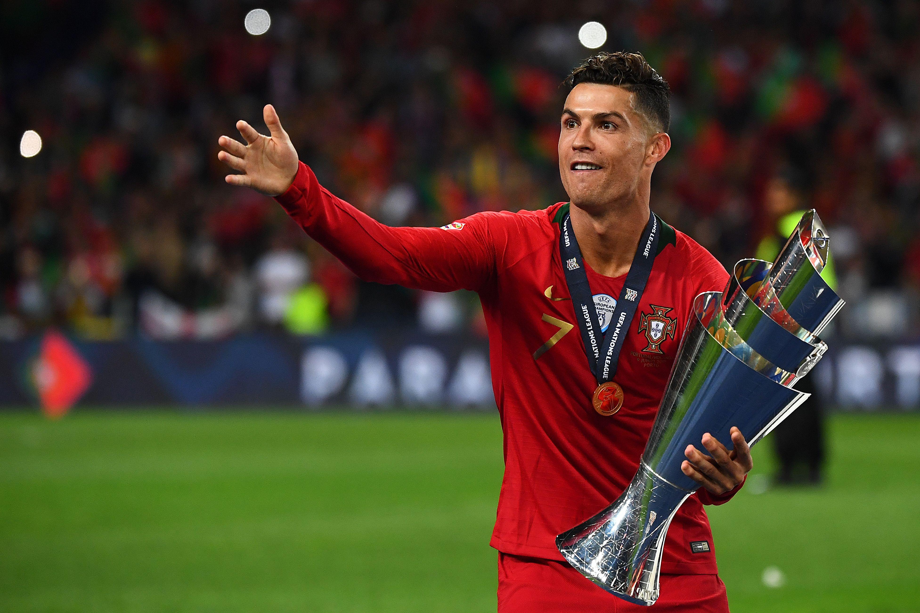 Portugal schlägt die Niederlande verdient und ist erster Sieger der Nations League.