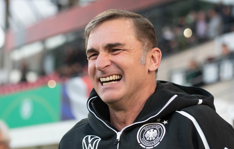 U-21-Bundestrainer Stefan Kuntz.