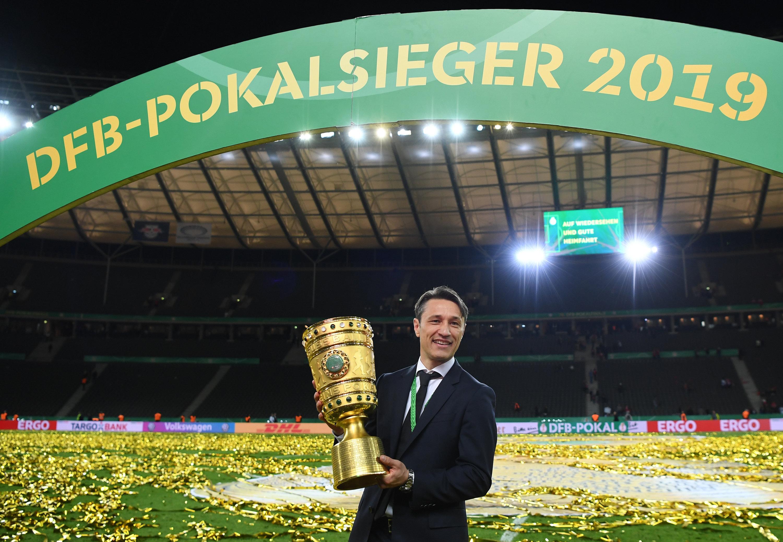 Können Niko Kovac und die Bayern ihren Pokalerfolg wiederholen?
