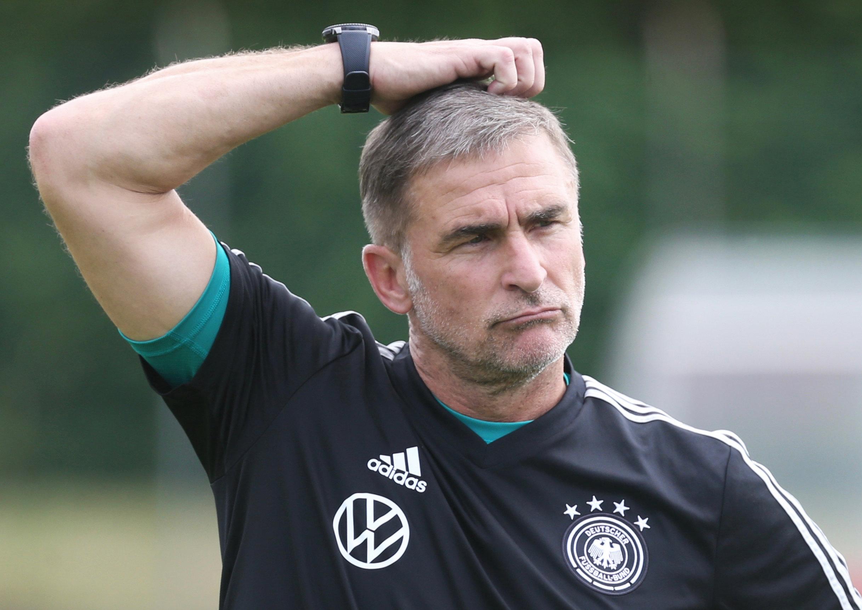 Hat sich festgelegt: U21-Trainer Stefan Kuntz gibt seinen Kapitän und seinen Keeper bekannt.