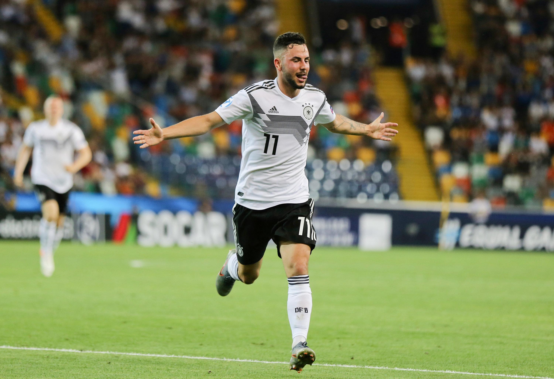Marco Richter war der überragende Mann für Deutschland.