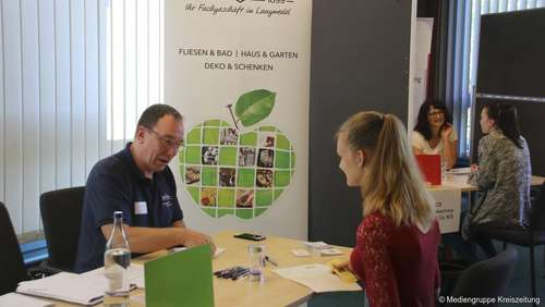 """Azubi-Speed-Dating"" im BIZ Verden"