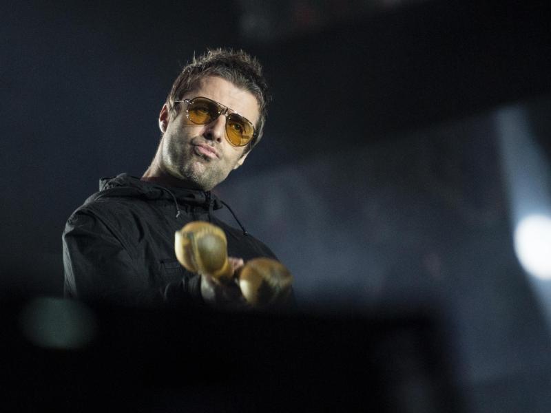 Liam Gallagher bringt sich als britischer Premierminister ins Spiel.