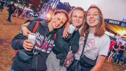 Warm-Up-Party beim Hurricane Festival
