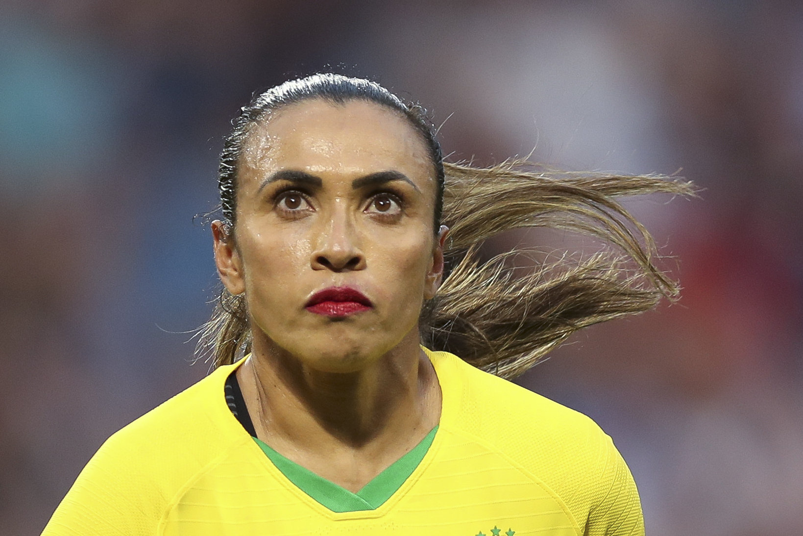Marta sorgte miteiner flammenden Rede und Tränen in den AugenGänsehaut bei den Zuschauern.