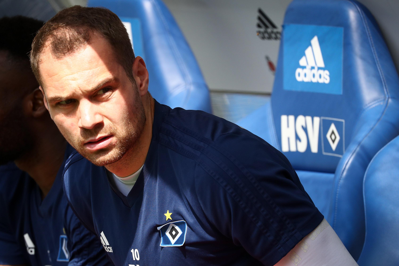 Verlässt den HSV und geht in die Wüste:Pierre-Michel Lasogga.