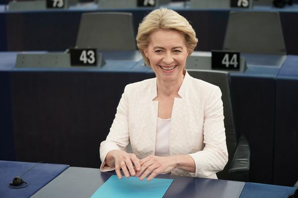 Ursula von der Leyen wurde zur neuen EU-Kommissionspräsidentin gewählt. Das ist für die CDU-Politikerin ein beruflicher, aber auch finanzieller Aufstieg.